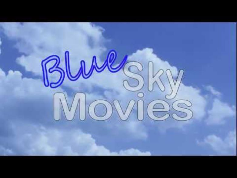 New Logo Blue Sky Movies